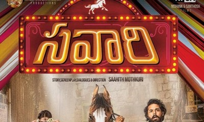 Savaari Telugu Movie