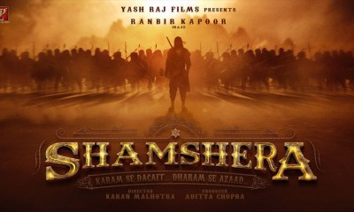 Shamshera Hindi Movie