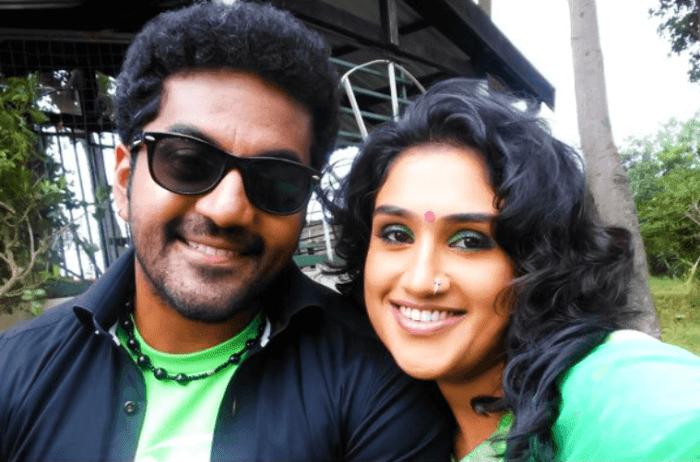 Vanitha Vijayakumar Boyfriend Robert