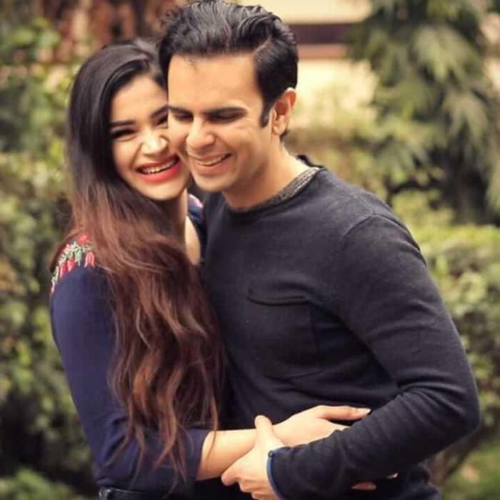 Varun Pruthi Girlfriend Himadri Pruthi