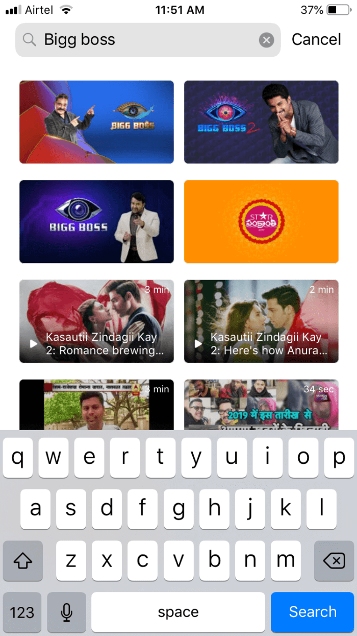 How to Vote Bigg Boss Tamil 3 Online Through Hotstar App