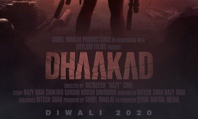 Dhaakad Hindi Movie