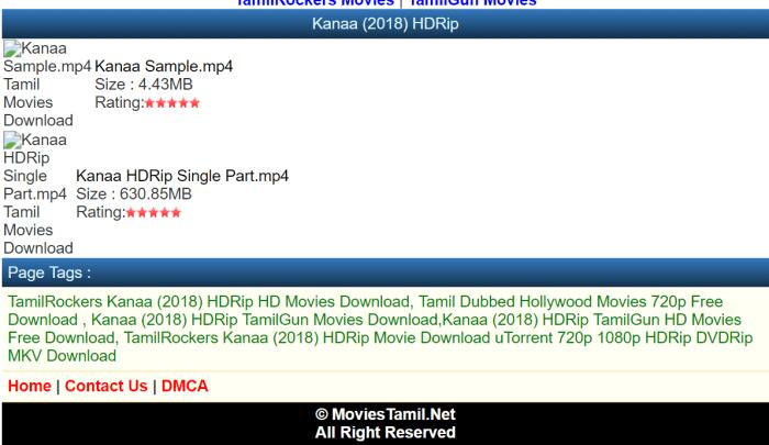 Moviestamilda Movies
