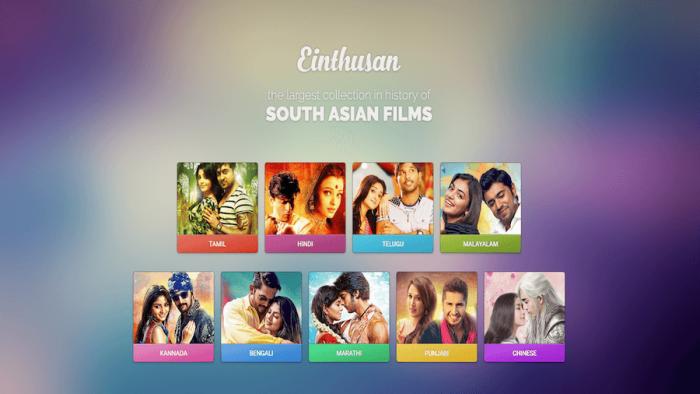 Einthusan Movies Download 2021: Watch Online – Tamil, Telugu, Hindi, Malayalam