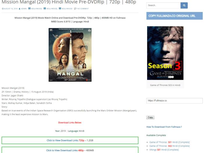 Fullmaza Movies Download