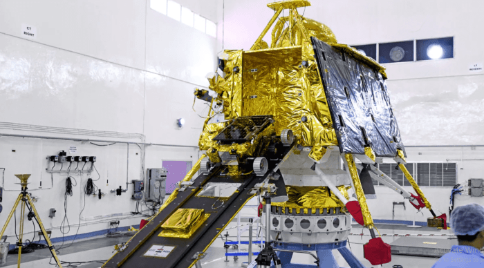 Chandrayaan 2 Mission