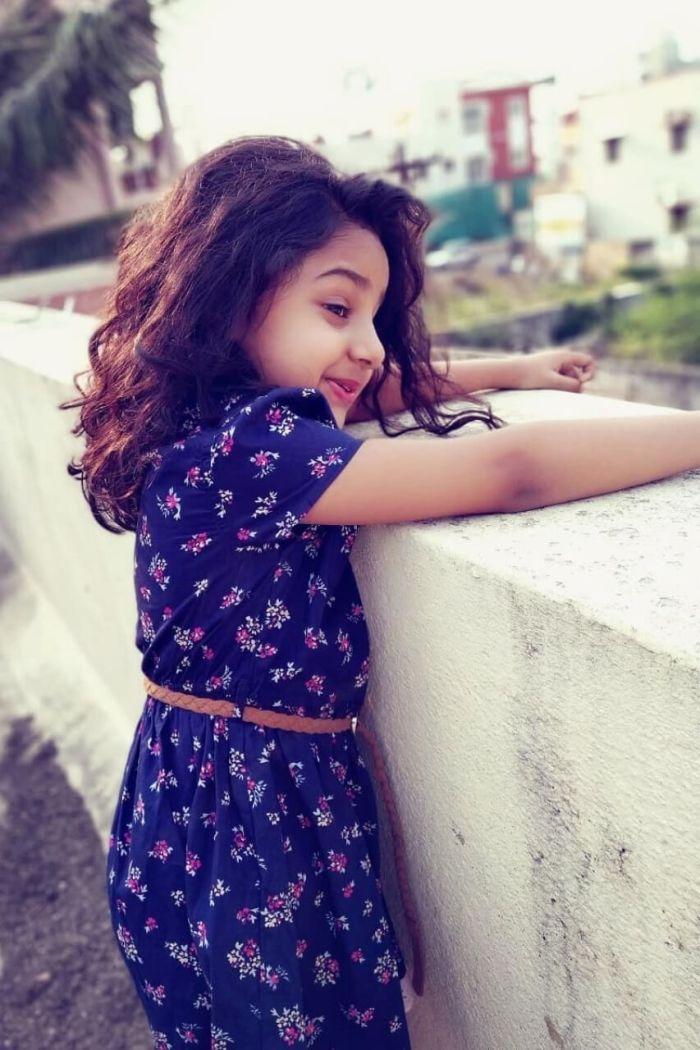 Baby Manasvi