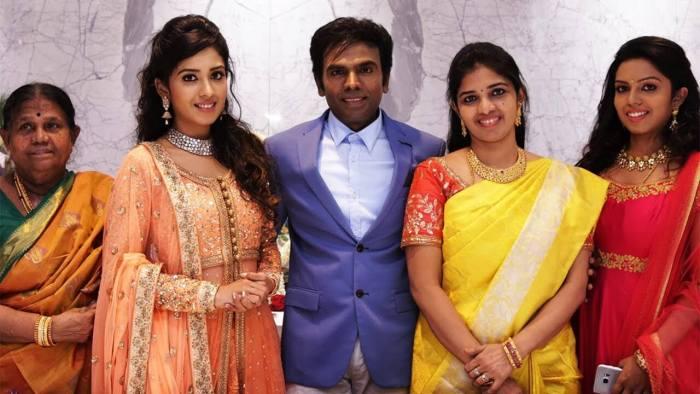 Saravanan Arul Family