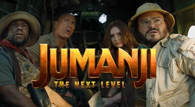 Jumanji The Next Level Full Movie Download