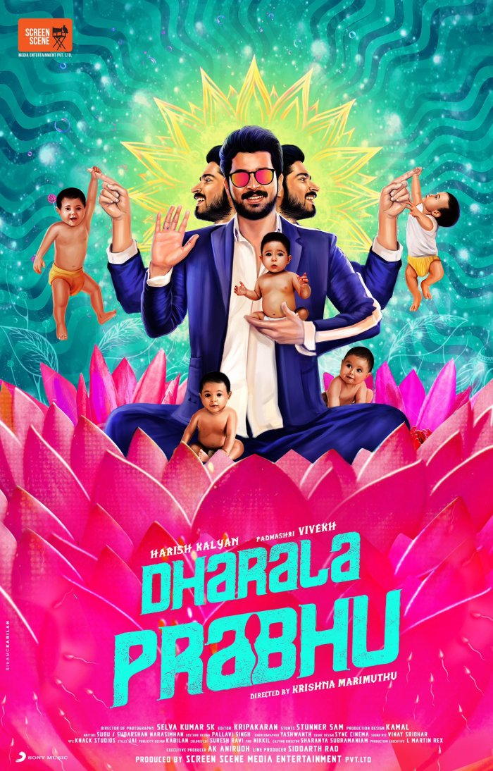 Dharala Prabhu Movie