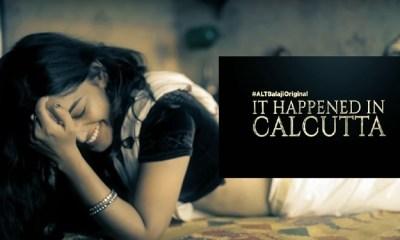 It Happened In Calcutta Web Series