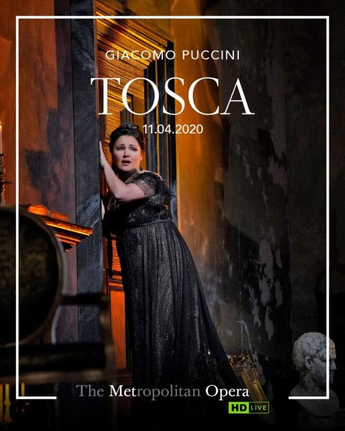 Metropolitan Opera 2019-20 Season: Tosca