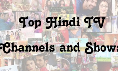 Top 10 Hindi Channels