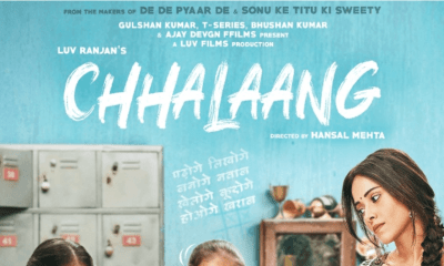 Chhalaang Hindi Movie