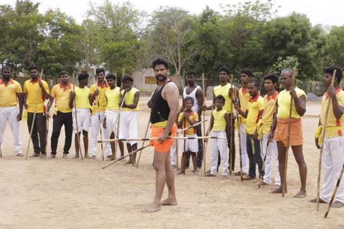 Draupathi movie