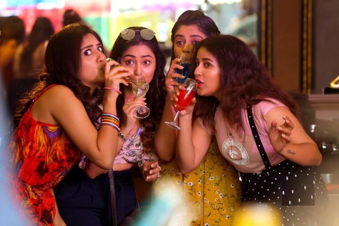 Anukunnadi Okkati Ayinadhi Okkati Movie Download