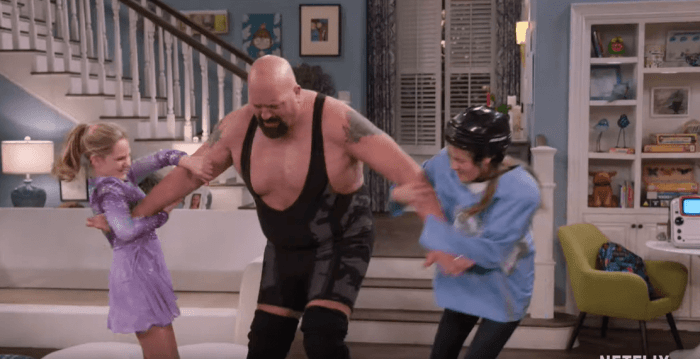 The Big Show web series