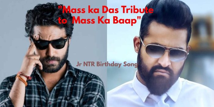 Jr NTR Birthday Song Vishwak Sen