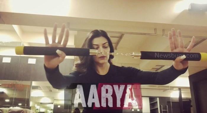 Aarya Web Series