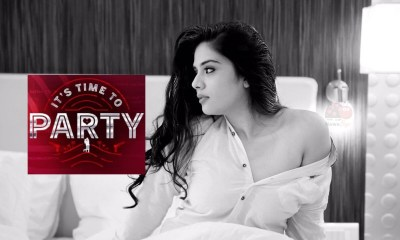 Sreemukhi its time to party movie