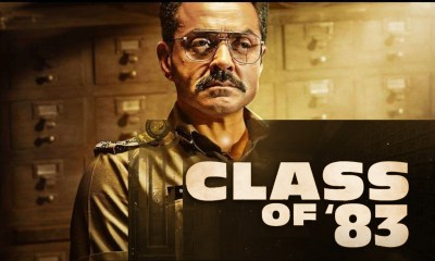 Class Of 83 Movie Netflix