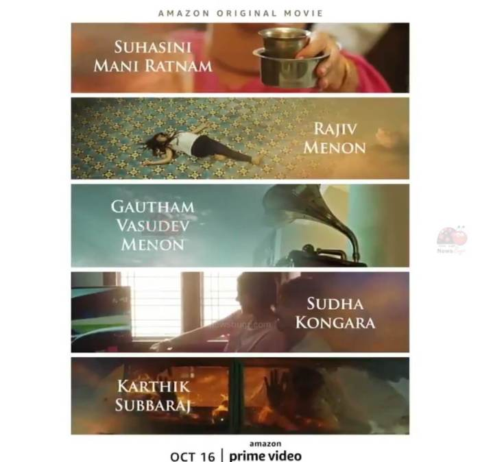 Putham Pudhu Kaalai Movie Amazon Prime
