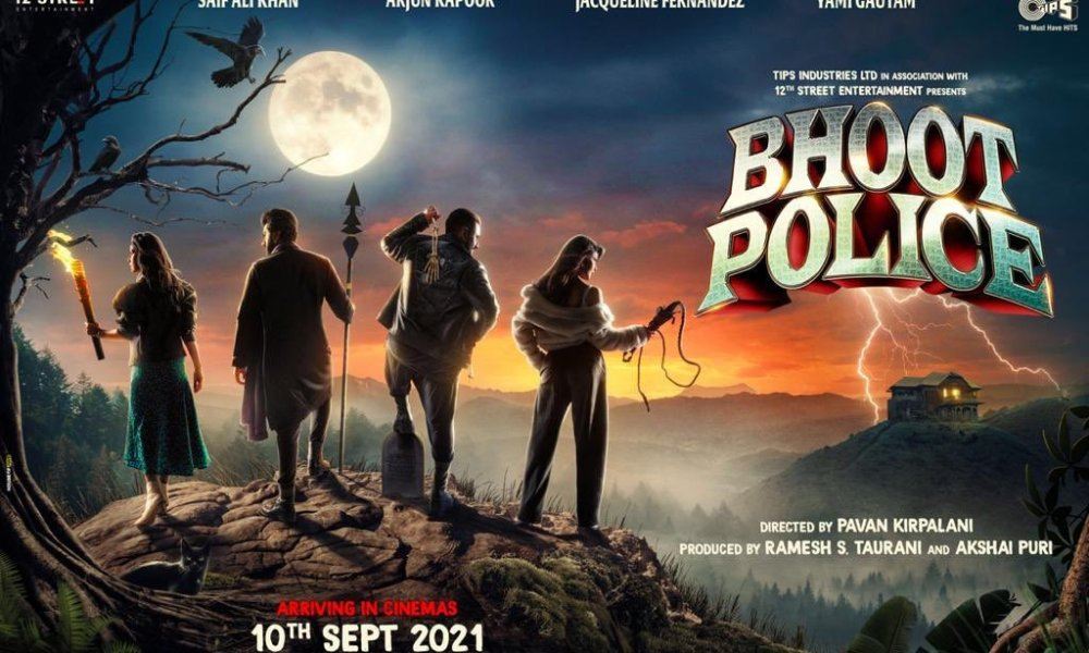 Watch Bhoot Police Movie (2021) Online on Disney+ Hotstar