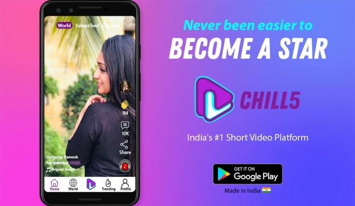 chill5 app
