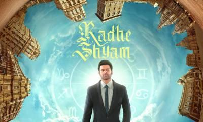 Radhe Shyam movie 2022
