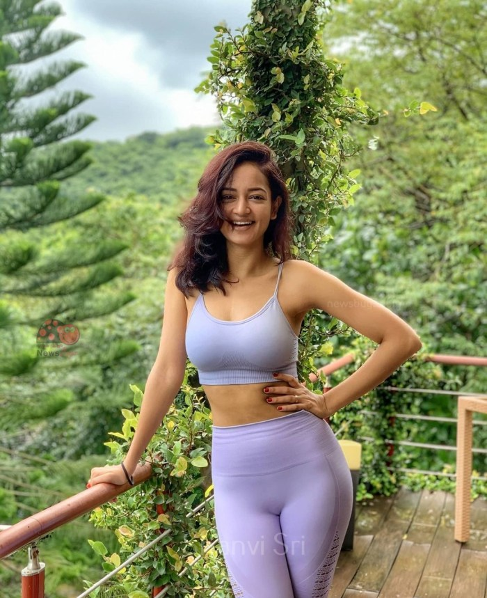 Shanvi Sri