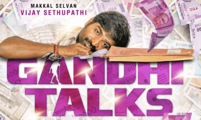 gandhi talks movie