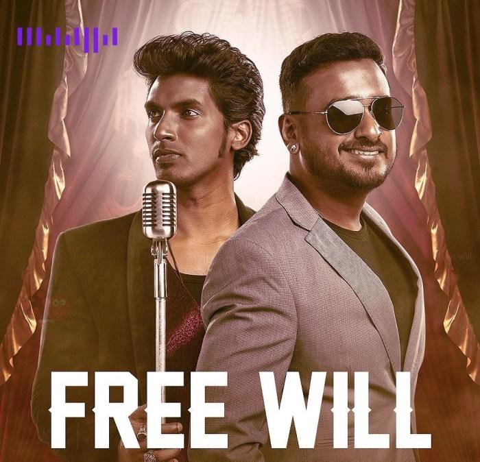 Free Will song maajja
