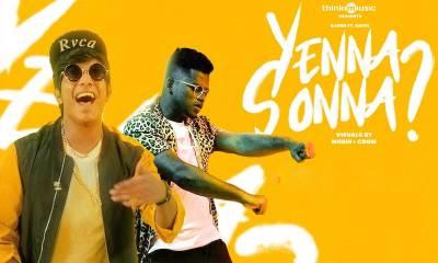Yenna Sonna ( CSK Anthem )