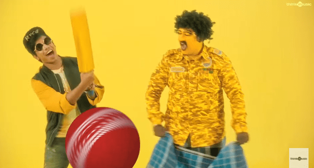 Watch Yenna Sonna Song (CSK Anthem) with Bjorn Surrao and Arivu