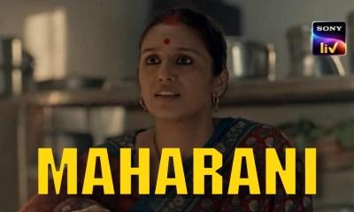 maharani series sony liv