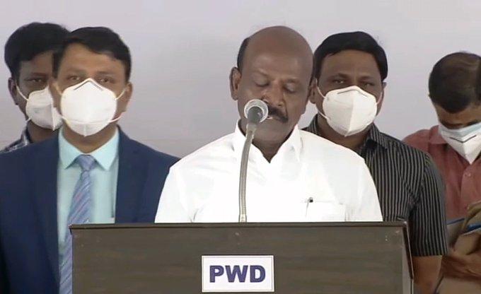 Health Minister Tamil Nadu