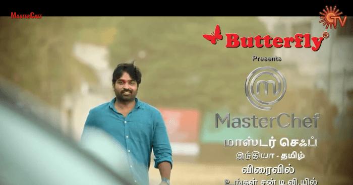 MasterChef Sun TV Show (2021): Watch All Episodes Online   Vijay Sethupathi
