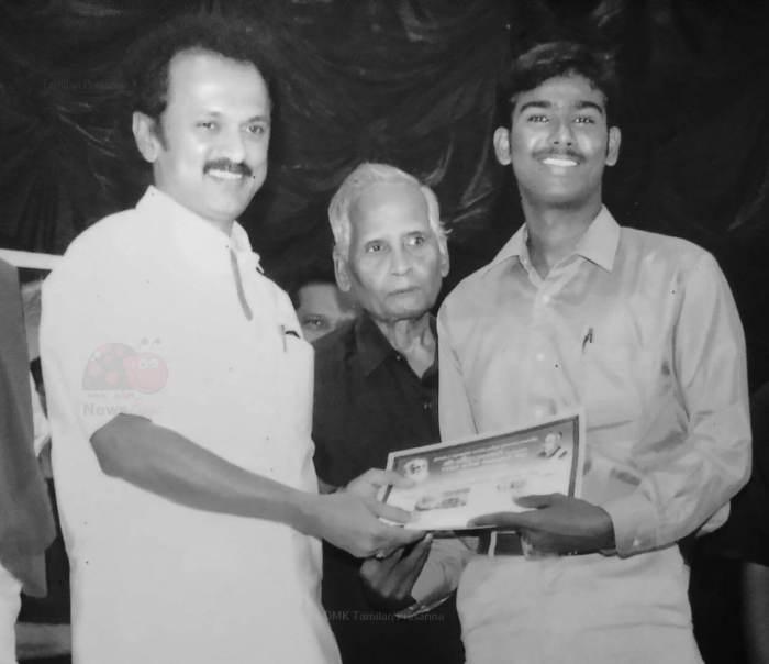 DMK Tamilan Prasanna