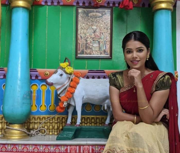 Vinitha Jaganathan Wiki, Biography, Age, Serials, Images
