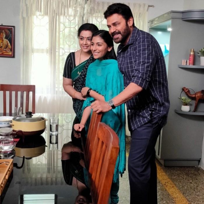 Drushyam 2 Telugu Movie (2021) On Disney+ Hotstar