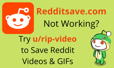 Redditsave com Not working