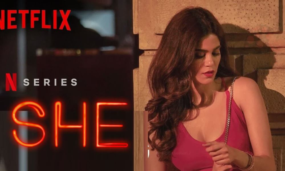 SHE Web Series Season 2 Full Episodes On Netflix | Aaditi Pohankar