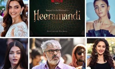 Heeramandi Netflix Series 2022