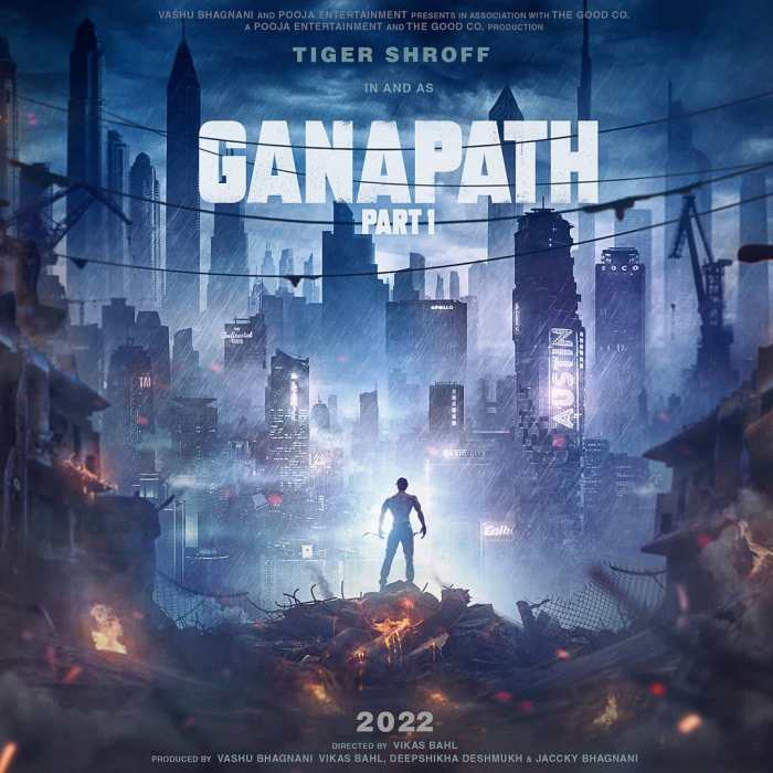 Ganapath Movie (2022): Cast | Trailer | Songs | Release Date
