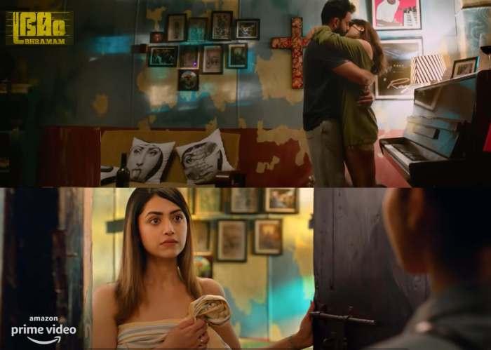 Watch Bhramam Movie (2021) Online on Amazon Prime Video