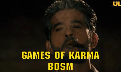 Games of Karma BDSM Ullu