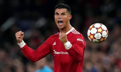 Ronaldo in Manchester United