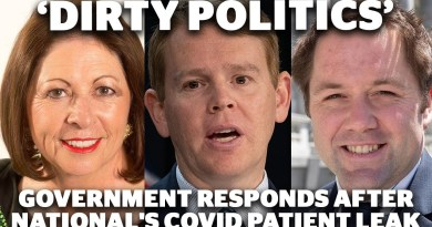 'Dirty politics' – Government responds after National's Covid patient leak | nzherald.co.nz