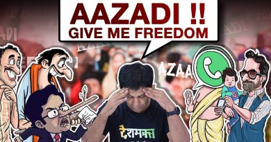 Independence Day 2020 – 7 Things we STILL need Aazadi from! | The DeshBhakt with Akash Banerjee