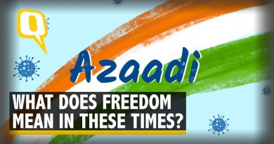 Podcast | From 'Freedom' To 'Fear': A Long Way To Independence ? | The Quint